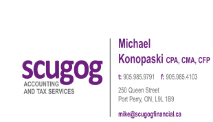 Scugog Financial