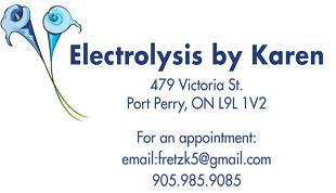 Electrolysis by Karen