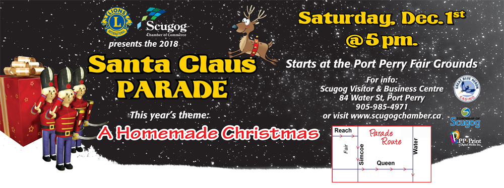 Santa Claus Parade BIA Website Ad.indd