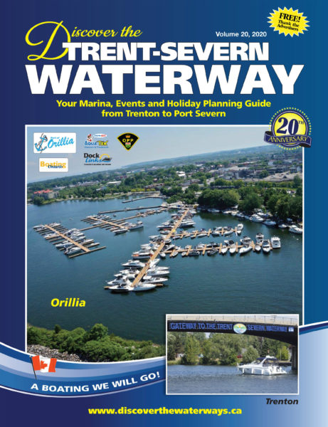Trent-Severn Waterway Booklet